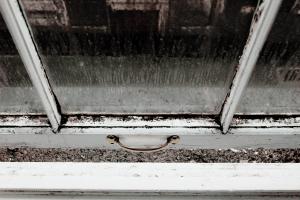 Condesation on window