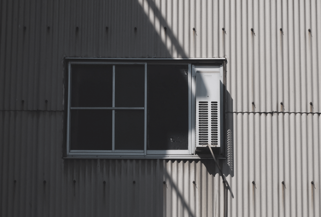 casement window ac
